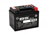 Batterie BTX4L SLA - BS BATTERY