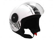 Casque Jet Adulte ATRAX Cityfiled