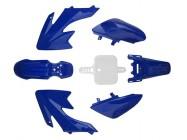 Kit plastique - Type CRF50 - Bleu