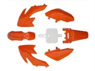 Kit plastique - Type CRF50 - Orange