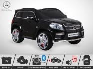 Voiture électrique KINGTOYS - Mercedes GL 63 AMG 70W - Noir