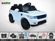 Voiture électrique KINGTOYS - Roadster Z4 50W - Blanc