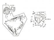 FIG. 02 - Cylindre / Culasse