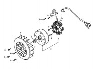 FIG. 15 - Rotor - Stator