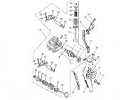 FIG. 02 - Soupapes - Arbre à cames - Distribution