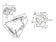 N°17 - Arbre à cames - 125cc