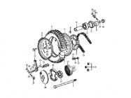 N°7 - Axe de roue arrière