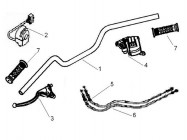 N°6 - Câble d'accélérateur
