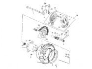 N°29 - Couronne de transmission - 50cc