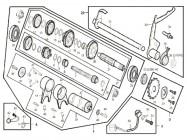 N°1 - Kit boîte de vitesse - 50cc