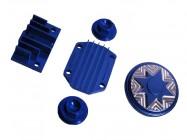 Kit dress UP - 5 Pièces - Bleu