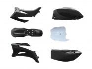 Kit plastique - Type TTR110 - Noir
