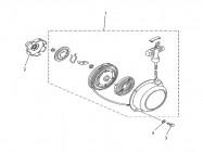 N°1 - Lanceur - 500cc
