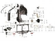 N°1 - Moteur 150cc