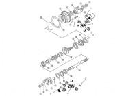 N°12 - Pignon intermédiaire de transmission