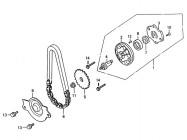 N°1 - Pompe à huile
