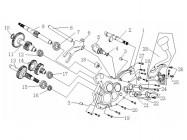 FIG. 14 - Arbres transmission