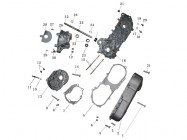 FIG. 02 - Carters moteurs