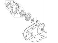 FIG. 06 - Carter transmission - Embrayage