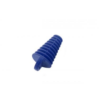 Bouchon de silencieux - Bleu