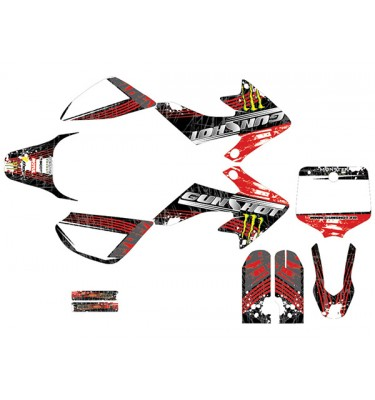 Kit déco GUNSHOT - Type CRF50