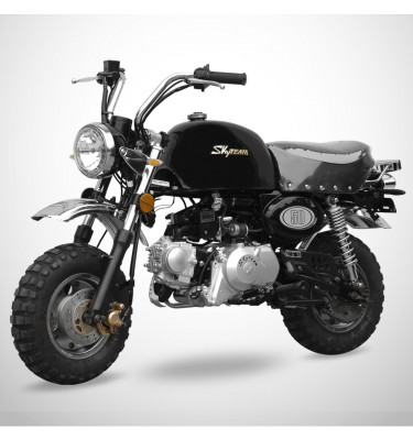 Moto GORILLA 50 - SKYTEAM - Noir