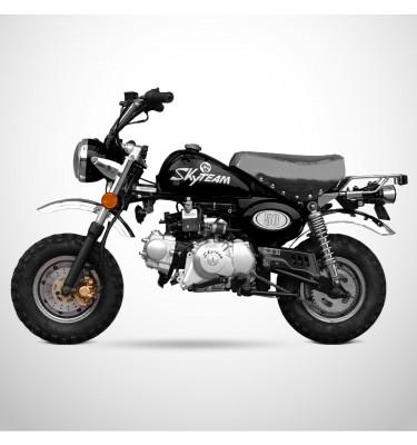 Moto MONKEY 50 - SKYTEAM - Noir