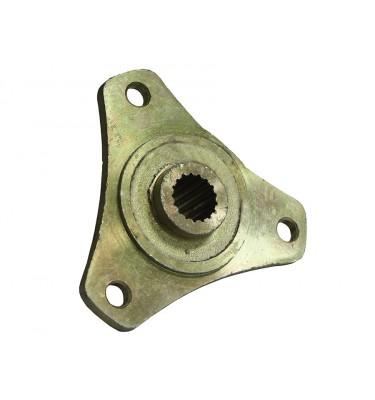 Moyeu de roue arrière - 18 mm