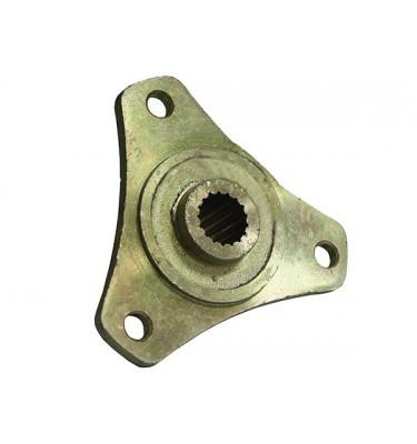 Moyeu de roue arrière - 20 mm