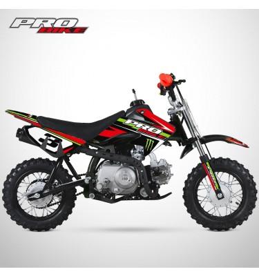 Moto enfant PROBIKE 50 - Rouge - 2021