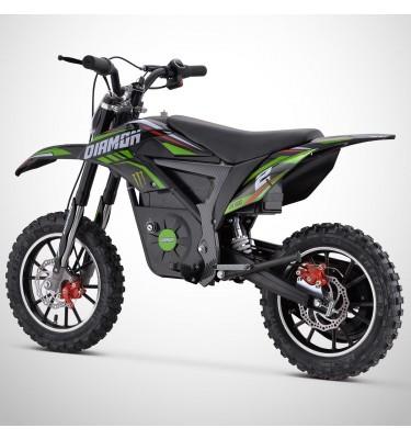 Pocket cross électrique RX 500W - DIAMON - Édition 2021 - Vert