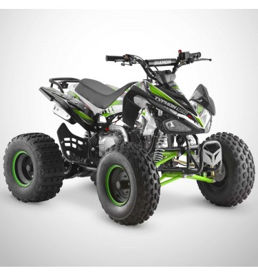 Quad enfant TYPHON 125 - DIAMON - Limited Edition 2020 - Vert