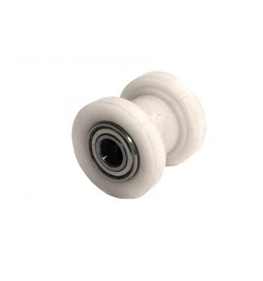 Roulette de chaîne téflon - 10/22mm