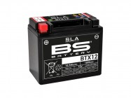Batterie SLA BTX12-BS / YTX12-BS - BS BATTERY