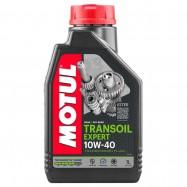Huile MOTUL Transoil Expert 10W40 - 1 Litre