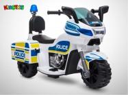 Moto électrique enfant KINGTOYS - BMW 1000RR 18W - Noir