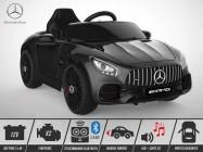 Voiture électrique KINGTOYS - Mercedes SL 65 AMG 70W - Noir