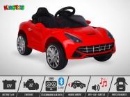 Voiture électrique KINGTOYS - Roadster F16 50W - Rouge