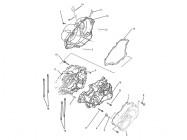 FIG. 04 - Carters moteur