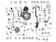 FIG. 07 - Moteur - Electricité - Echappement