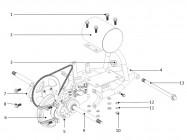 FIG.05 / Moteur - Bras oscillant