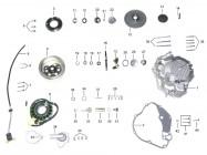 FIG. 13 - Stator - Rotor