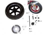 N°6 - Axe de roue
