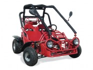 Buggy XT 125 - Rouge