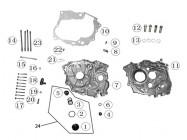 N°10 - Joint de carter moteur