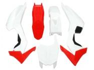 Kit plastique - Type CRF110 - Rouge