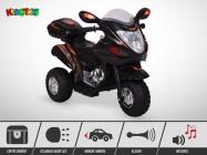 Moto électrique enfant KINGTOYS - Craper 20W - Noir