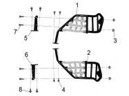 N°2 - Nerf-Bar gauche