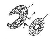 N°4 - Protection de disque de frein