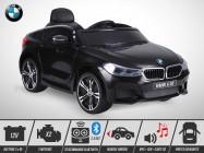 Voiture électrique enfant KINGTOYS - BMW 640i GT 50W - Noir